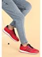 Ayakland Ayakland 9200 Günlük Baðcıklı Erkek Spor Ayakkabı Kırmızı